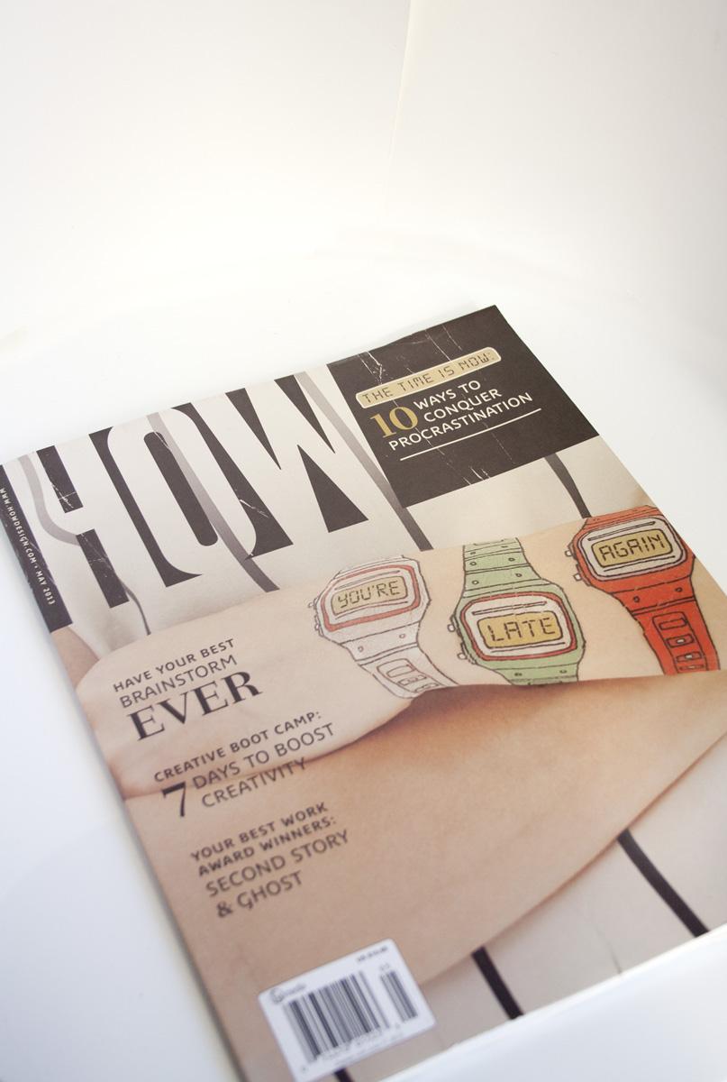 Fabio consoliHow magazine 4 LR